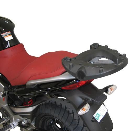 Porte topcase pour Moto Guzzi Breva / Norge Original Givi