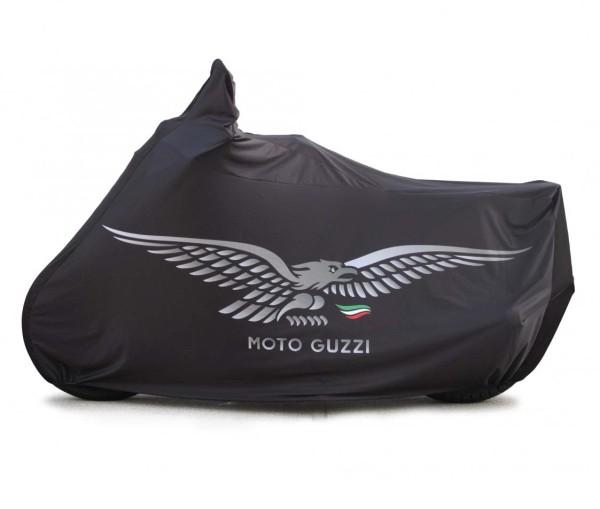 Garage pliant d'origine V7 Aquila, noir pour Moto Guzzi V7 I + II, V7 III / V7 850