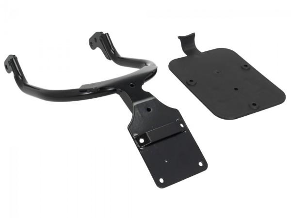 Support de plaque d'immatriculation court pour Moto Guzzi V7 III - origine