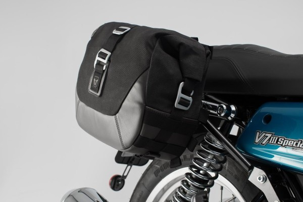 Set de sacoches latérales pour Moto Guzzi V7 III (16-) Legend Gear SW Motech