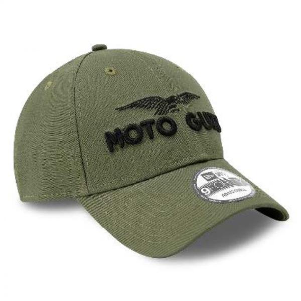 Casquette Moto Guzzi NEW ERA 9FORTY® vert