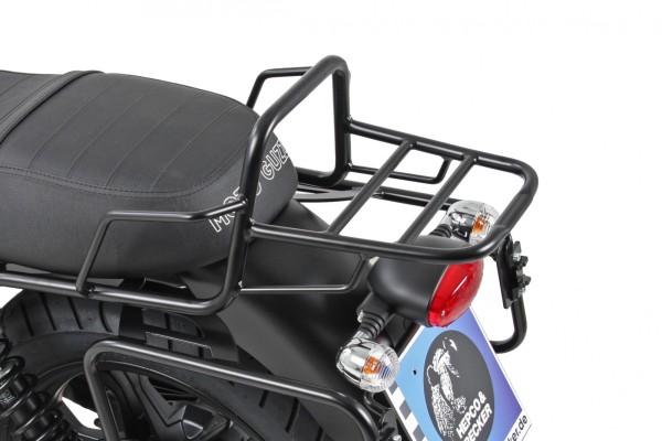 Tube porte-bagages topcase rack noir pour V 7 II Classic (Bj.15-) original Hepco & Becker