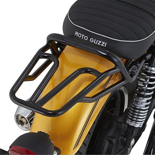 Support top case pour Moto Guzzi V9 Roamer (Bj.16-) d'origine Givi