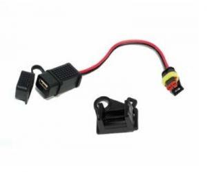Port USB d'origine pour Moto Guzzi Audace / California / Eldorado