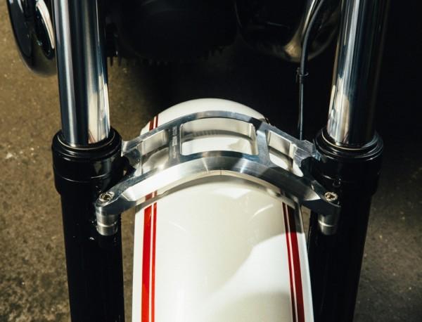 Renfort d'origine pour Moto Guzzi V9 Bobber / V9 Roamer