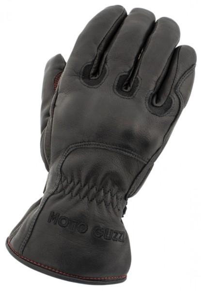 Gants d'hiver Moto Guzzi en cuir