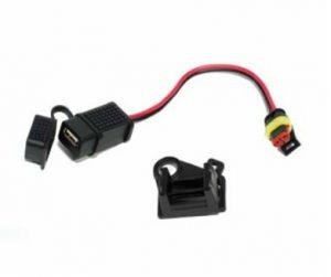 Connecteur USB d'origine pour Moto Guzzi V7 I + II