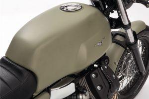 Kit carénage d'origine, Legend, vert pour Moto Guzzi V7 I + II