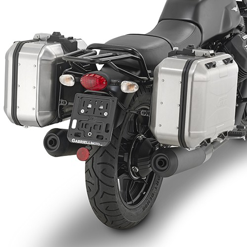 Sidecarrier pour Moto Guzzi V7 III Special (Bj.17-) Original Givi