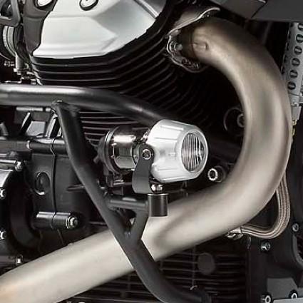 Kit feux antibrouillard Moto Guzzi Stelvio