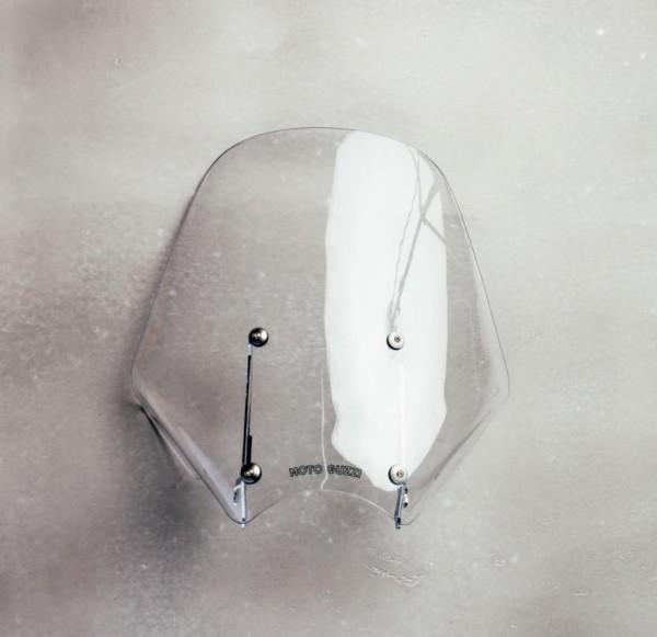 Pare-brise Touring complet, pour Moto Guzzi V9 Roamer / V9 Bobber