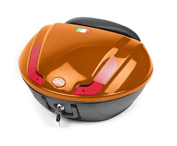 Kit top case, orange, 48 l
