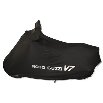 Garage pliant d'origine V7, noir pour Moto Guzzi V7 I + II, V7 III