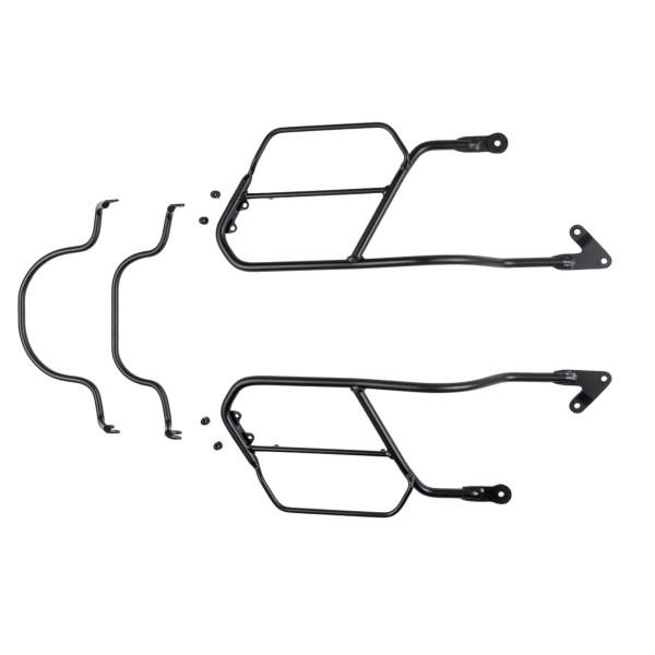 Support de valise pour Moto Guzzi V9 Bobber / Roamer