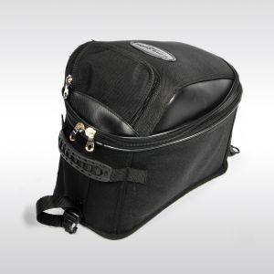 Sacoche de réservoir d'origine, noire pour Moto Guzzi California