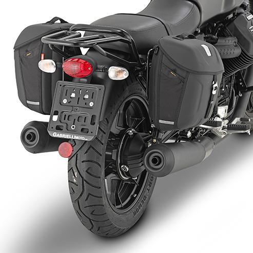 Entretoise pour sacoches MT501 pour Moto Guzzi V7 III Original Givi