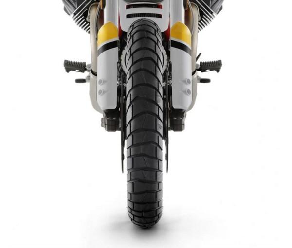 Pneu Sport Adventure avant Michelin Moto Guzzi V85 TT
