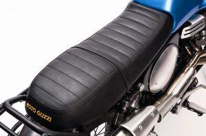 Selle d'origine pour Moto Guzzi V7 I + II, V7 III