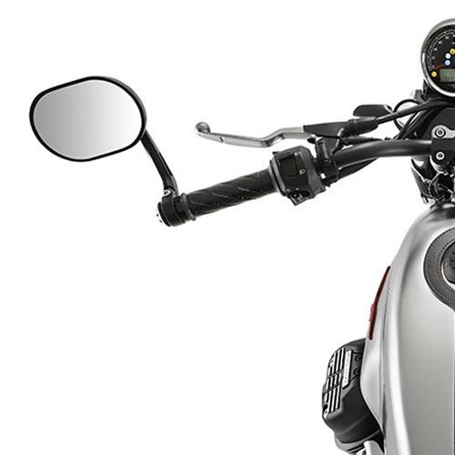 Rétroviseur d'extrémité de guidon gauche - Moto Guzzi V7 III Stone S (2020)