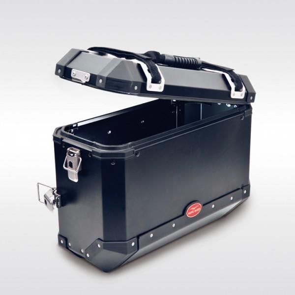 Jeu de poignées de maintien Moto Guzzi Stelvio (2 pièces) pour valises en aluminium
