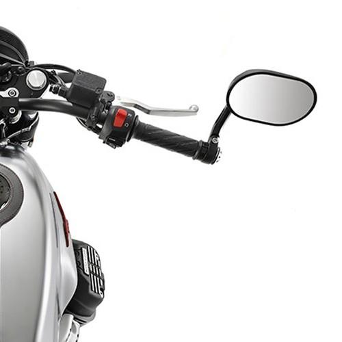Rétroviseur d'extrémité de guidon droit - Moto Guzzi V7 III Stone S (2020)