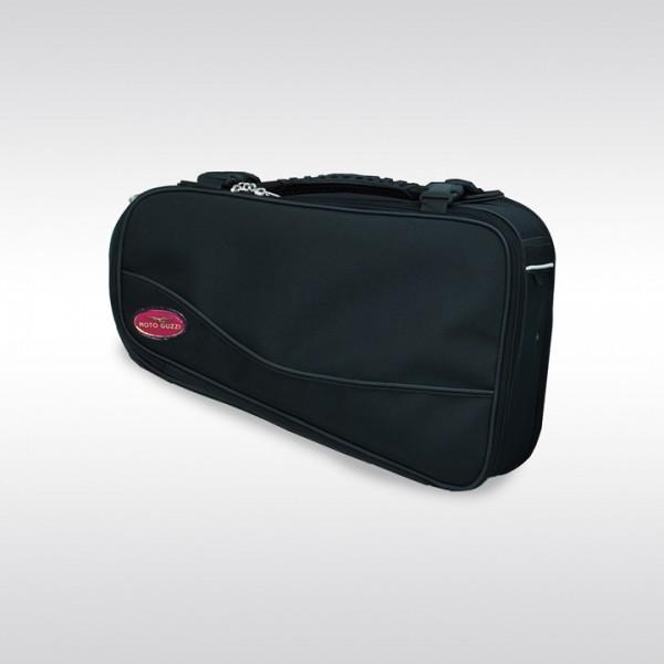 Sacoche latérale d'origine, noire pour Moto Guzzi V7 I + II