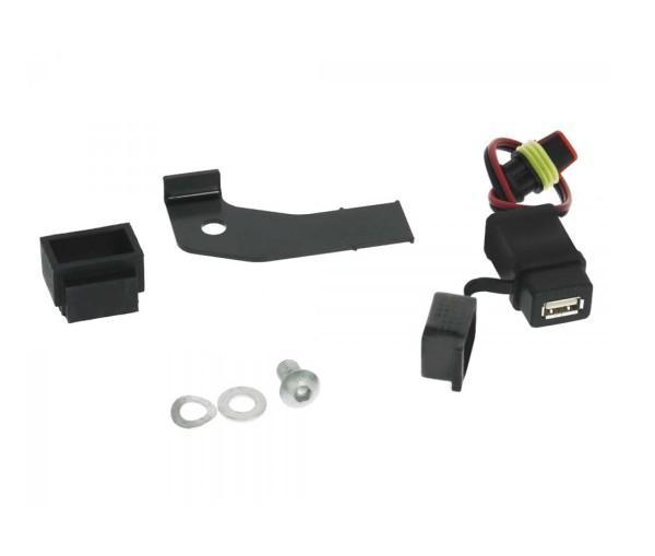 Port USB d'origine pour Moto Guzzi V7 III / 850